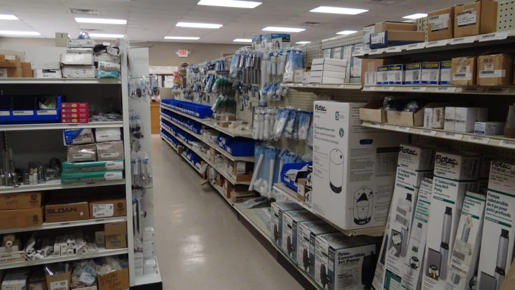 Blalock Supply Center